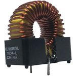 Фото 4/4 PE-92108KNL, Inductor Power Toroid 91uH/100uH 20% 3.6A 0.045Ohm DCR RDL