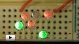 Смотреть видео: Мигающие светодиоды серии L-314
