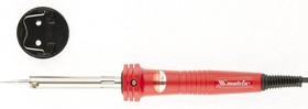 Фото 1/3 913033, Паяльник, пласт. ABS с пониж. теплопровод, медный наконечник с долговеч. покрытием,220В,30W