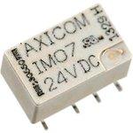 4-1462037-7 (IM07GR), Реле 2пер. 24VDC 2A/250VAC