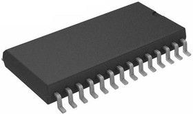 Фото 1/4 IS62C256AL-45ULI, Микросхема памяти, SRAM Chip Async Single 5V 256K-bit 32K x 8 45ns [SOP-28] (=UC62256)