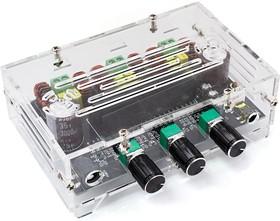 Аудио усилитель стереофонический класса D на микросхемах TPA3116D2 и NE5532
