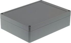 G3122, Корпус для РЭА 200х150х55мм, пластик, темно-серый
