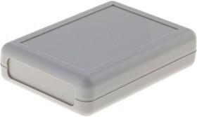 Фото 1/2 G909G, Корпус для РЭА 105х75х26.4 мм, пластик, серый