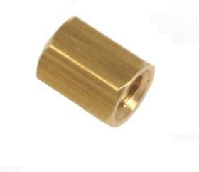 Фото 1/2 PCHSS-6, Стойка для п/плат,шестигр., латунь, М3, 6 мм