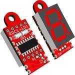 RDC1-LD1, Семисегментный светодиодный дисплеи для проектов Arduino и RaspberryPI