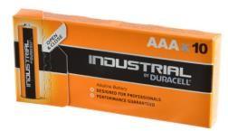 DURACELL INDUSTRIAL LR03 в коробке 10 шт, Элемент питания