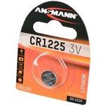 ANSMANN 1516-0008 CR1225 BL1, Элемент питания