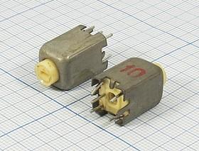 Катушки переменной индуктивности, 4376 индук КИВП 70~150мкГн\ тип10\11,5x11,5x