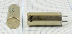 кварцевый резонатор 465кГц с большим кристаллом в металлическом корпусе 465 \бал/мет\\ 10\100/-40~60C\ПР-2М\1Г 12x30