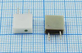 Керамические резонаторы 432кГц с двумя выводами РП09, пкер 432 \C09x4x09P2\\ \\РП09P2\2P-1