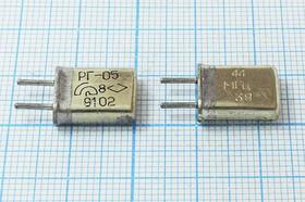 кварцевый резонатор 44МГц в корпусе МА=HC25U, 3-ья гармоника, 44000 \HC25U\\ 15\ 50/-50~80C\ РГ05МА-14ДСТ\3Г