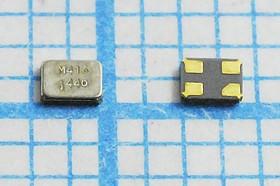 кварцевый резонатор 44МГц в корпусе SMD 1.6x1.2мм, 1-ая гармоника, 44000 \SMD01612C4\ 8\ 20\ 20/-20~70C\416[CTS]\1Г