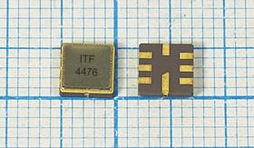 Фото 1/2 ПАВ резонаторы 447.625МГц в корпусе SMD 5x5мм , 1порт, SAW 447625 \S05050C8\\170\\R44761\ (ITF4476)
