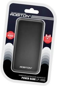ROBITON POWER BANK LP-4000 Type C Micro-USB - Type C BL1, Универсальный внешний аккумулятор