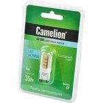 Camelion LED4-G9/845/G9 4Вт 4500K BL1, Лампа светодиодная