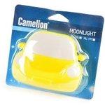 """Camelion NL-196 """"Машинка"""" желтая, ночник с выключателем  ..."""