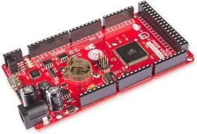 Фото 1/2 Магония, Arduino Mega, программируемый контроллер на базе ATmega2560, дополнен EEPROM и RTC, питание 7...40В