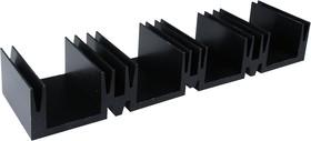 HS 102-50, Радиатор 50х196х30 мм, 2.3 дюйм*градус/Вт (OBSOLETE)