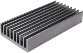 HS 183-100, Радиатор 100х50х17 мм, 6.8 дюйм*градус/Вт