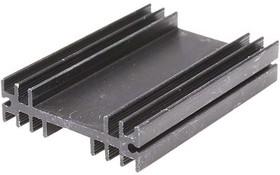 HS 207-50, Радиатор 50х35х10 мм, 13 дюйм*градус/Вт