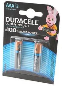 Ultra Power LR03 (MX2400/А286/AAA)2, Элемент питания алкалиновый (2шт) 1.5В