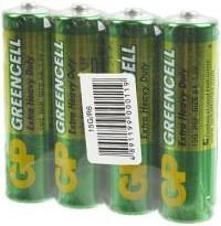 Фото 1/2 GP Greencell 15G/R6 SR4, Элемент питания