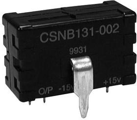 Фото 1/2 CSNB121, датчик тока -/+100A AC/DC/Imp 160Ом -/+15В 0 +70гр С