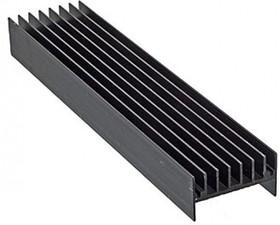 HS 107-150, Радиатор 150х32х17 мм, 13 дюйм*градус/Вт