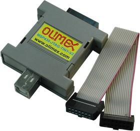MSP430-JTAG-TINY-V2, USB-JTAG программатор