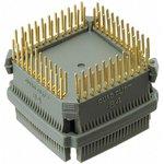 5402, Тест-клипса для внутрисхемного программирования микросхем в корпусе PLCC84