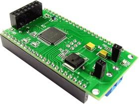 Фото 1/2 SEM0007M-1284P, Программируемый модуль на базе микроконтроллера ATmega1284P-AU.