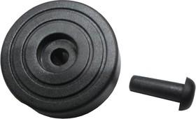 KLS8-0515-FF-4, Ножка приборная (со штифтом)