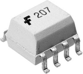 Фото 1/4 MOC207M, Оптопара с транзисторным выходом, [SO-8]