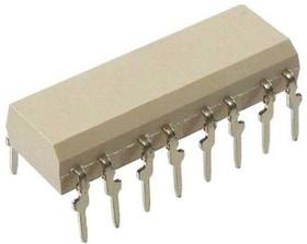Фото 1/2 TLP521-4GB, Опто транзистор x4, 2.5кВ, 55В, 0.05А Кус=50...600% NBC [DIP-16]