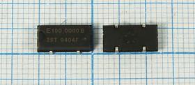 Кварцевый генератор 100МГц, 5В, HCMOS/TTL в корпусе SMD 10.5ммx5.8мм аналог 7x5мм; гк 100000 \\SMD10558P4\T/CM\ 5В\SG-8002JC-STB\