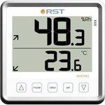 02415, Термометр-гигрометр comfort S415 PRO