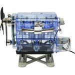 Фото 5/5 HM01D, Двигатель внутреннего сгорания (действующая модель)