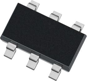 IRLMS2002TRPBF, МОП-транзистор MOSFET 20V 6.5A 30mOhm 15nC Log Lvl, [TSOP-6]