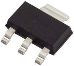 Фото 1/3 FZT968TA, Транзистор биполярный, PNP 12В 6А 3Вт [SOT-223]