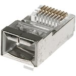 06-0082-A2 (05-1023-02), Штекер компьютерный RJ45  ...