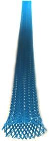 Фото 1/3 IPROFLEX 15PET-6 синий, 1м, Гибкая защитная оплетка из полиэстера, диаметр от 4 до 10,5мм