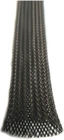 Фото 1/3 IPROFLEX 15PET-6 серый, 1м, Гибкая защитная оплетка из полиэстера, диаметр от 4 до 10,5мм
