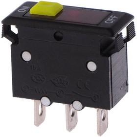 IRS-1-B7, Выключатель с лампочкой ON-OFF (250В 7А)