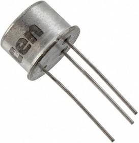 2N1711, Транзистор BJT NPN 50В 0.5А 3Вт [TO-39]