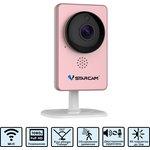 IP камера Vstarcam C8860WIP, 2МП fisheye (рыбий глаз), Wi-Fi, ИК-подсветка до 10м