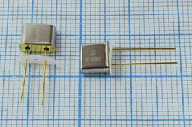 кварцевый резонатор 50МГц в миниатюрном корпусе UM5, 3-ья гармоника, 50000 \UM5\S\ 30\\UM-5[SDE]\3Г +IS (SDE)