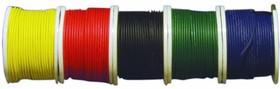 UNIFLEX-LSZH. Провод монтажный H07Z1-K 300/500В 1x1.5мм2 Cu5 DIN VDE 0281, желтая изоляция из полиолефина НГc-LSZHTx (100м.)