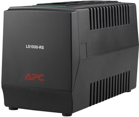 Фото 1/2 LS1000-RS, APC Line-R 1000VA Automatic Voltage Regulator, 3 Schuko Outlets, 230V