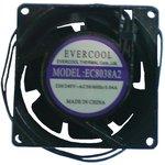 EC8038A2HSL, Вентилятор 220В, 80х80х38мм , подш ...